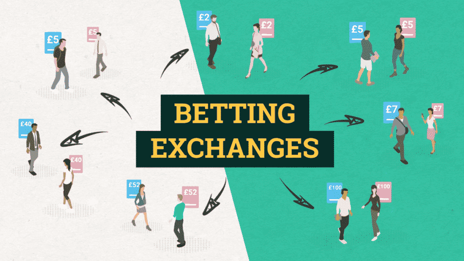 How do betting exchanges work?