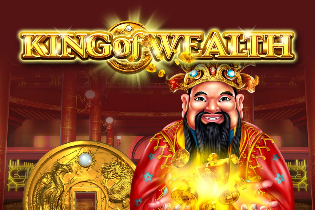 Money and wealth themed slots